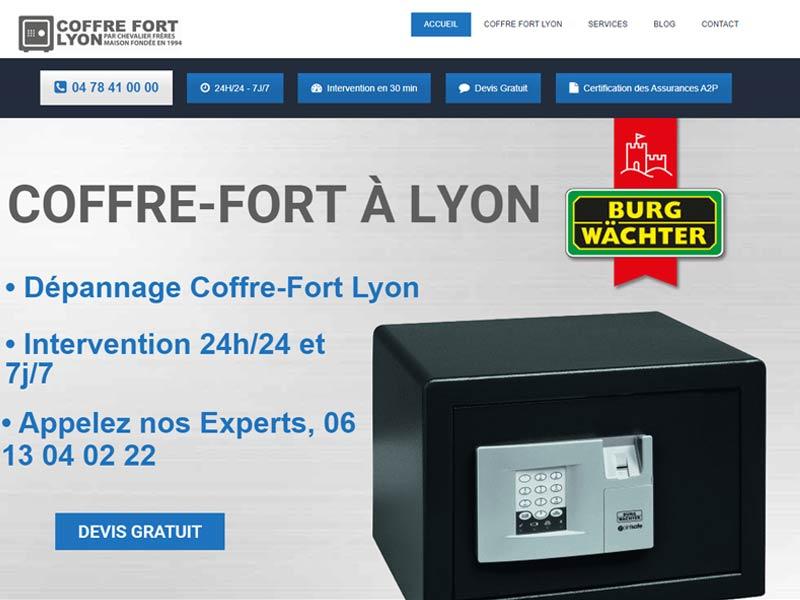 Depannage coffre fort Lyon – Coffre fort Lyon