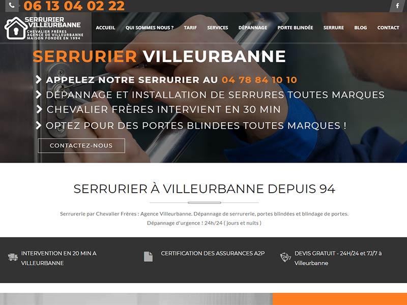 Serrurier sur Villeurbanne