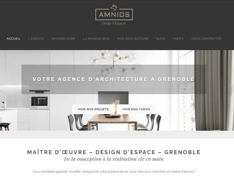 Design d'espace Grenoble – Amnios
